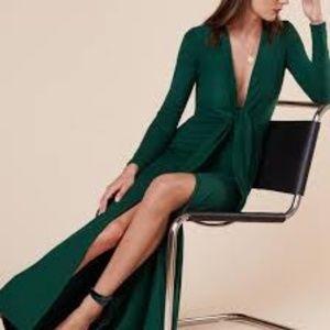 regormation aria dress, medium TALL LADIES